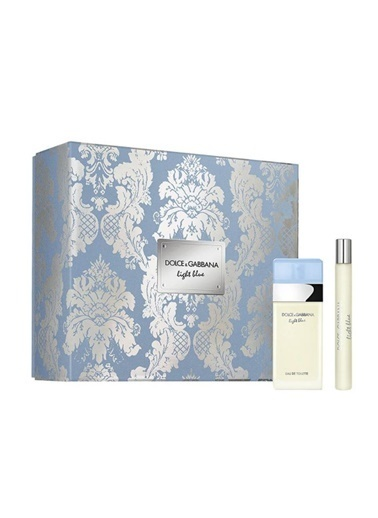 Dolce&Gabbana Light Blue Edt 25 Ml + Edt 10 Ml Renksiz